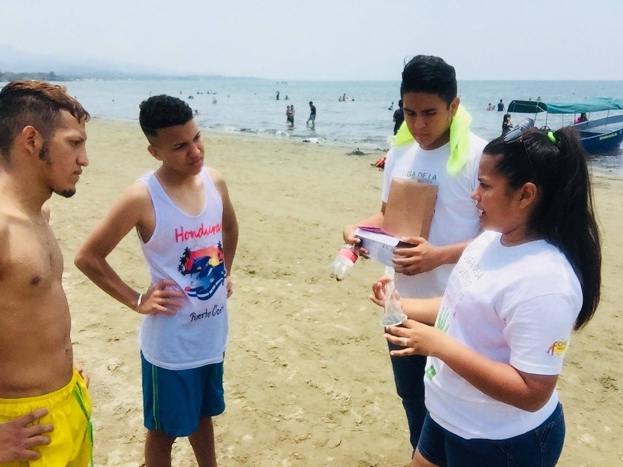 13 de abril Actividad Verano Saludable 2019