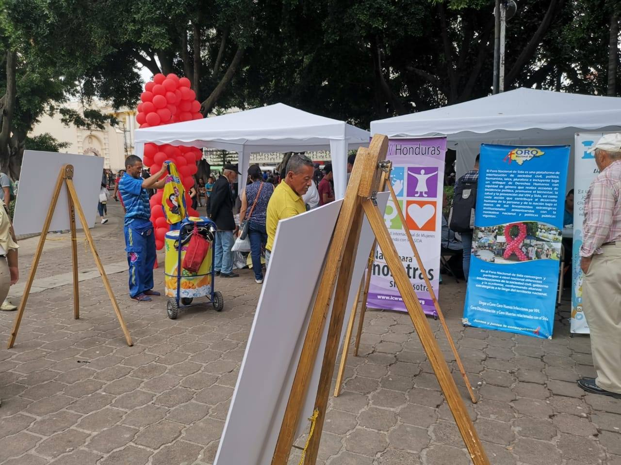 18 de mayo Día Nacional de la Respuesta a la Infección VIH y Sida.
