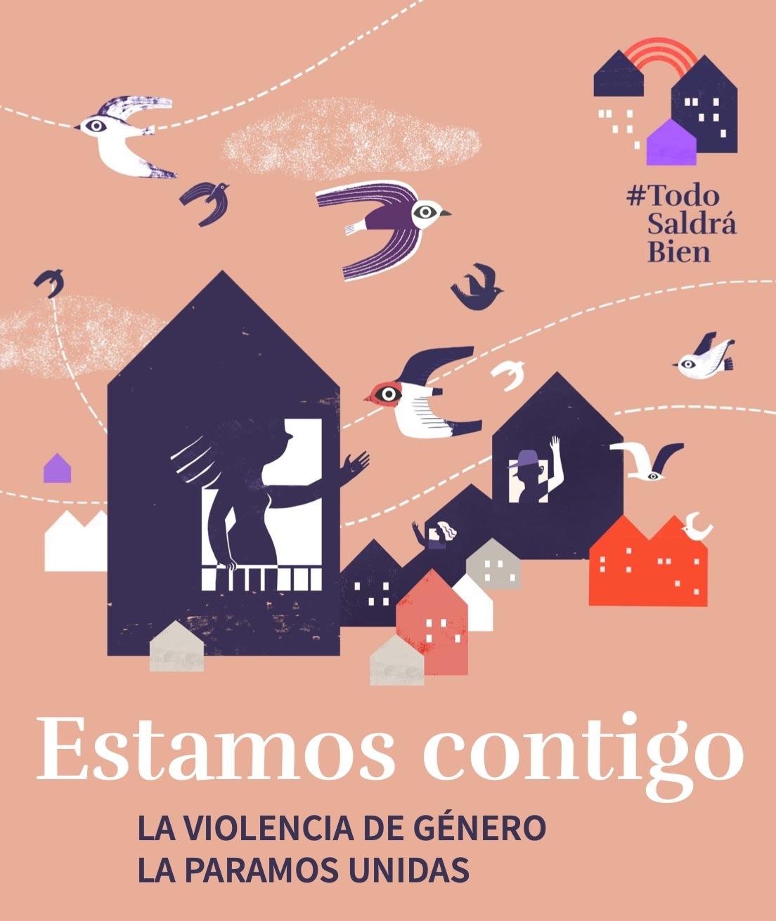 Guía Víctimas Violencia de Género   Covid-19