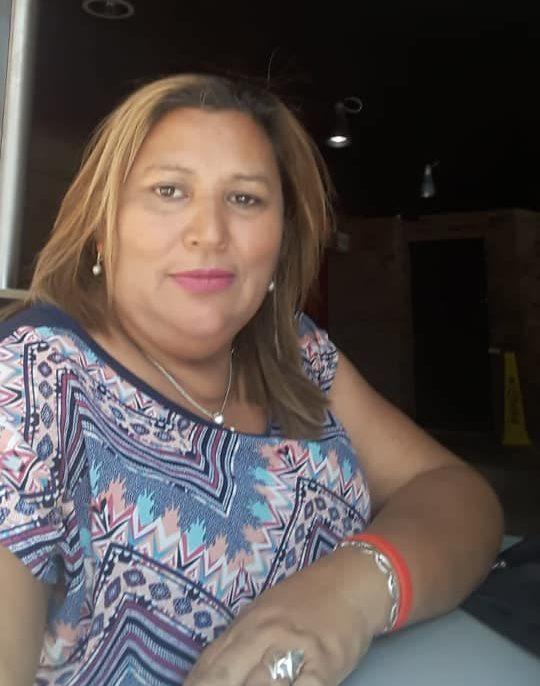 Nuestra compañera Sandra de ICW Honduras