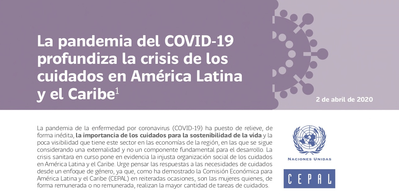 La pandemia del COVID-19